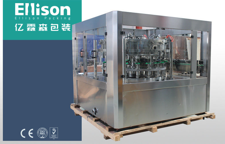 Automatic Measuring Cup Edible Oil Tin Can Filling Machine , Can Filling Line